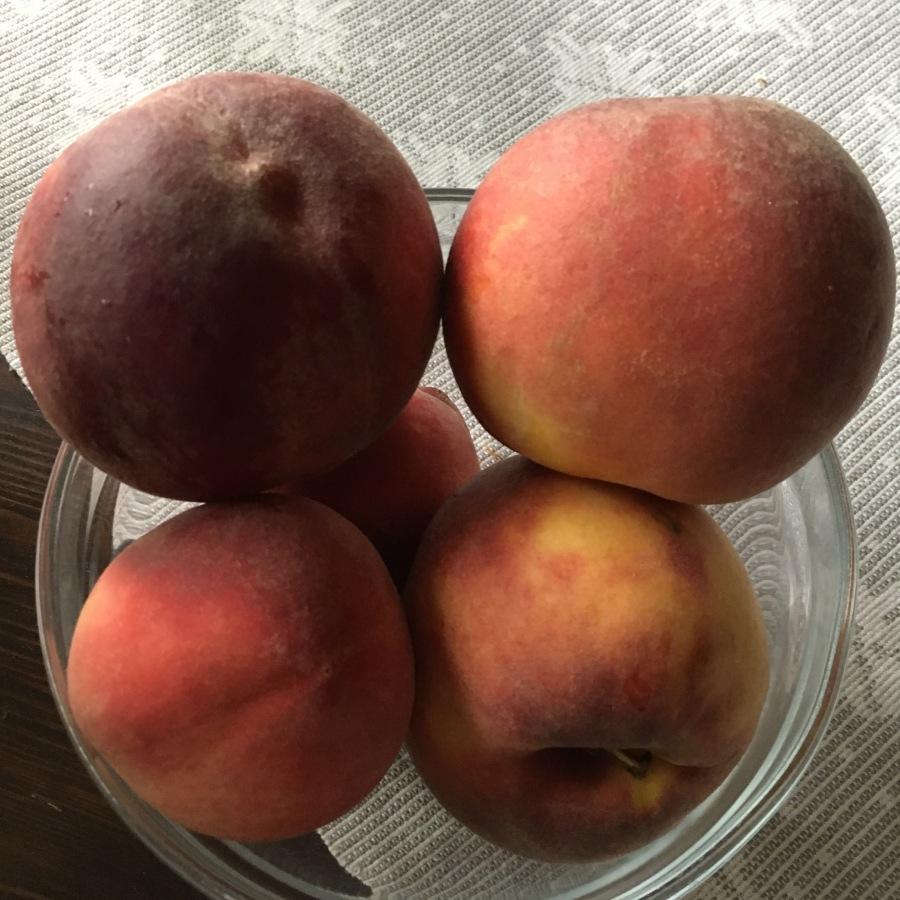 Persikkapiirakka